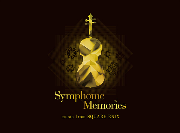 『Symphonic Memories - music from SQUARE ENIX』 日本公演パンフレット