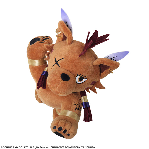 Square Enix Final Fantasy VII Action Doll Red Plush Doll XIII PSL JAPAN 220mm