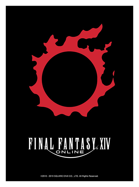FINAL FANTASY TRADING CARD GAME カードスリーブ メテオ