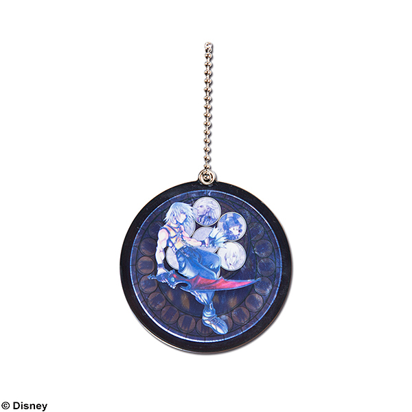 KINGDOM HEARTS アクリルミラー <KINGDOM HEARTS CHAIN OF MEMORIES> Vol.2
