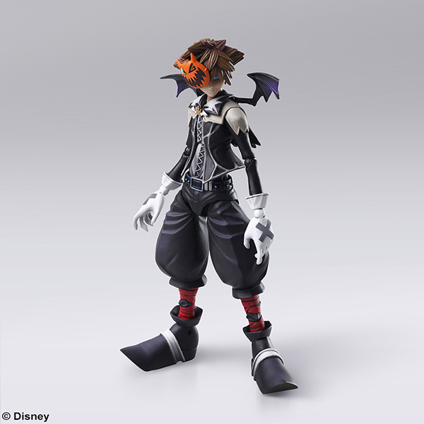 KINGDOM HEARTS II BRING ARTS <ソラ ハロウィンタウンVer.>