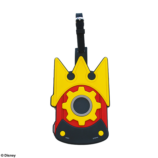 Kingdom Hearts III Luggage Tag <Mobile Portal>