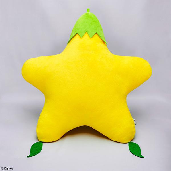 Kingdom Hearts: Plush Cushion <Paop Fruit>