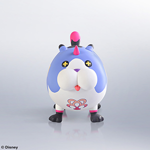KINGDOM HEARTS 3D [Dream Drop Distance] STATIC ARTS mini ワンダニャン