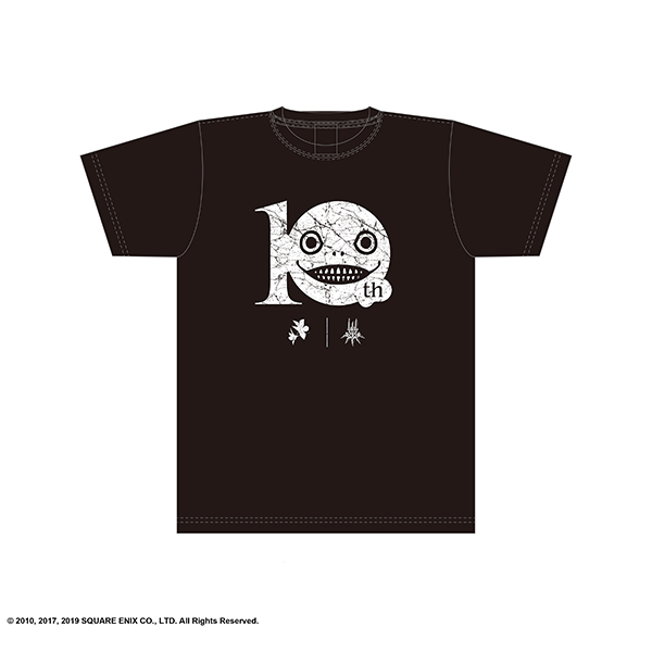NieR:Theatrical Orchestra 12020 Tシャツ <いっこ>