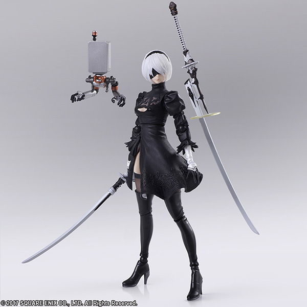 ニーアオートマタ BRING ARTS YoRHa No.2 Type B Version 2.0