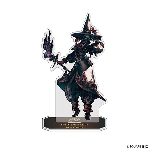 魔 道士 黒 ff14 [FF14漆黒]黒魔道士の立ち回りや楽なスキル回しを紹介[5.0]