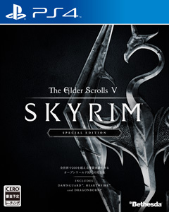 (PS4)The Elder Scrolls V: Skyrim(R) SPECIAL EDITION