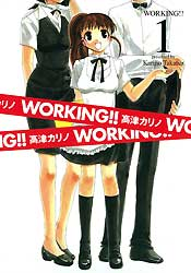 WORKING!!(1~13)セット