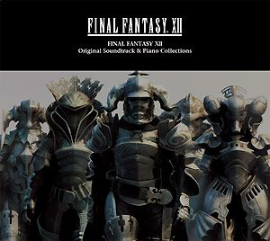 FINAL FANTASY XII Original Soundtrack & Piano Collections 初回生産限定盤