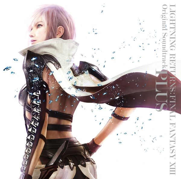 LIGHTNING RETURNS : FINAL FANTASY XIII Original Soundtrack - PLUS -