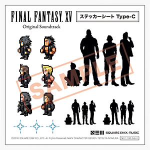 FINAL FANTASY XV Original Soundtrack【CD通常盤】