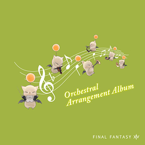 FINAL FANTASY XIV Orchestral Arrangement Album(CD)