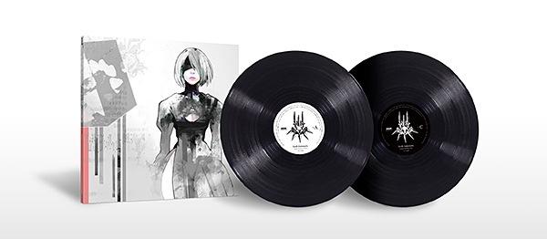 NieR:Automata Original Soundtrack Vinyl【完全生産限定】