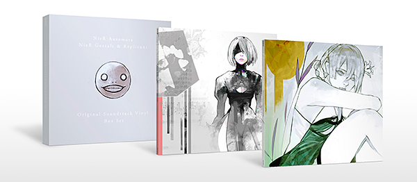 NieR:Automata / NieR Gestalt & Replicant Original Soundtrack Vinyl Box Set【完全生産限定】