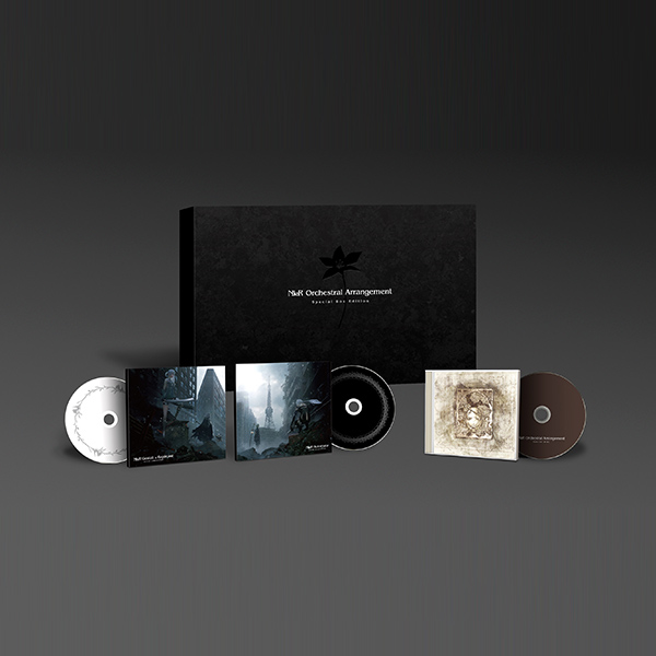 NieR Orchestral Arrangement Special Box Edition(完全生産限定盤)