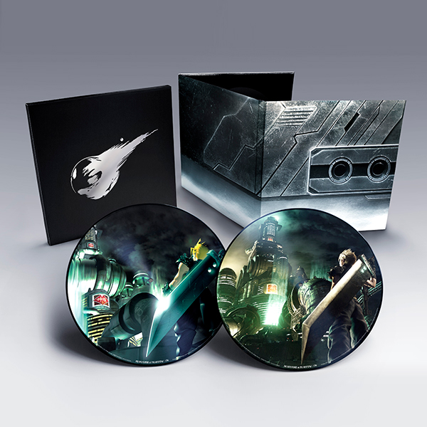 【受注生産】 FINAL FANTASY VII REMAKE and FINAL FANTASY VII Vinyl