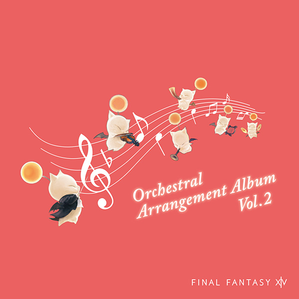 FINAL FANTASY XIV Orchestral Arrangement Album Vol. 2