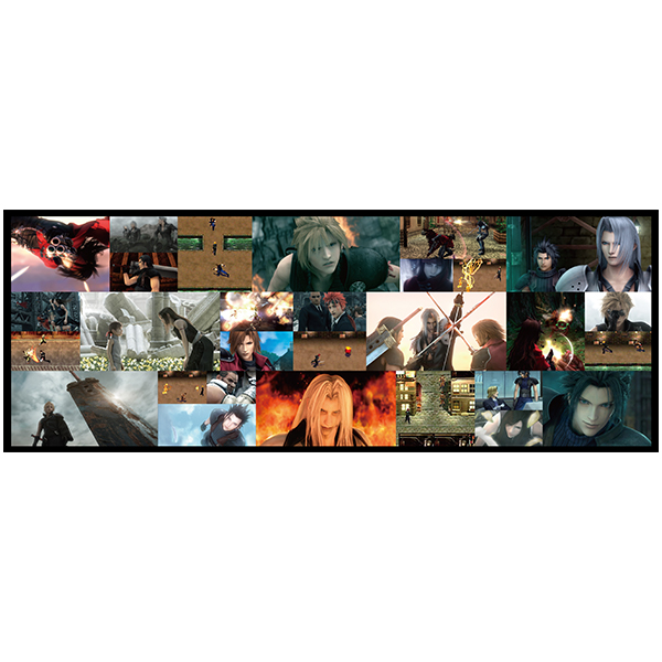 COMPILATION of FINAL FANTASY VII Best Selection