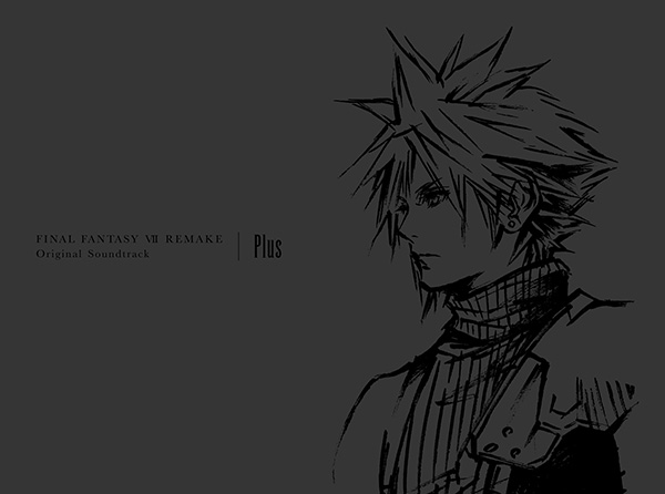 FINAL FANTASY VII REMAKE Original Soundtrack Plus