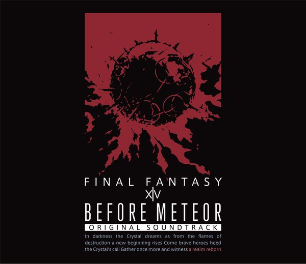 Before Meteor:FINAL FANTASY XIV Original Soundtrack[映像付サントラ/Blu-ray Disc Music]