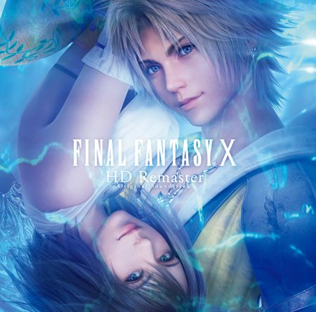 FINAL FANTASY X HD Remaster Original Soundtrack[映像付サントラ/Blu-ray Disc Music]