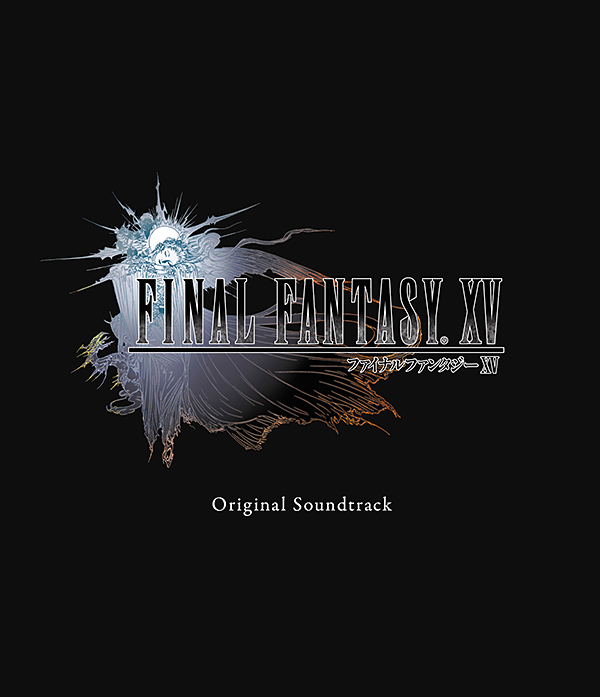 FINAL FANTASY XV Original Soundtrack【Blu-ray Disc通常盤/映像付サントラ】