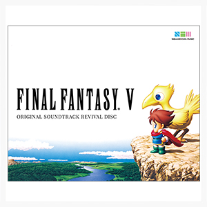 FINAL FANTASY V ORIGINAL SOUNDTRACK REVIVAL DISC【映像付サントラ/Blu-ray Disc Music】