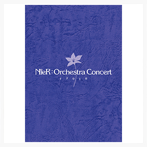 NieR:Orchestra Concert 12018【Blu-ray】