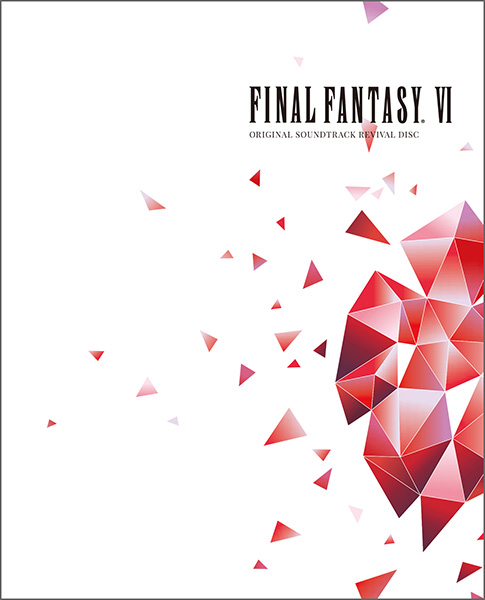 FINAL FANTASY VI ORIGINAL SOUNDTRACK REVIVAL DISC【映像付サントラ/Blu-ray Disc Music】