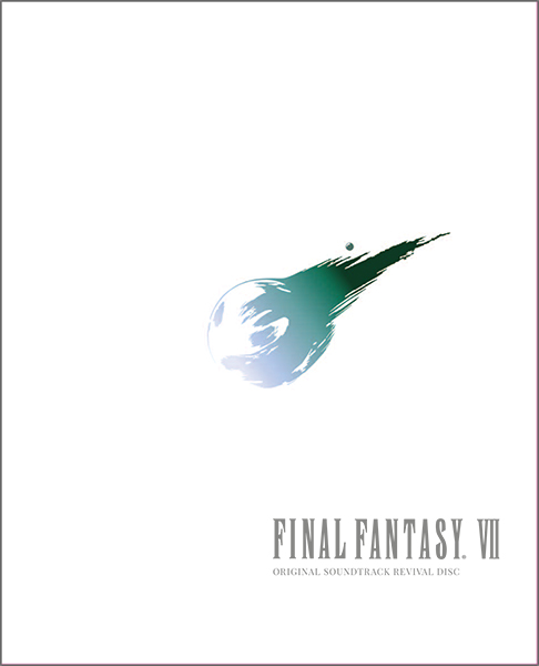 FINAL FANTASY VII ORIGINAL SOUNDTRACK REVIVAL DISC【映像付サントラ/Blu-ray Disc Music】