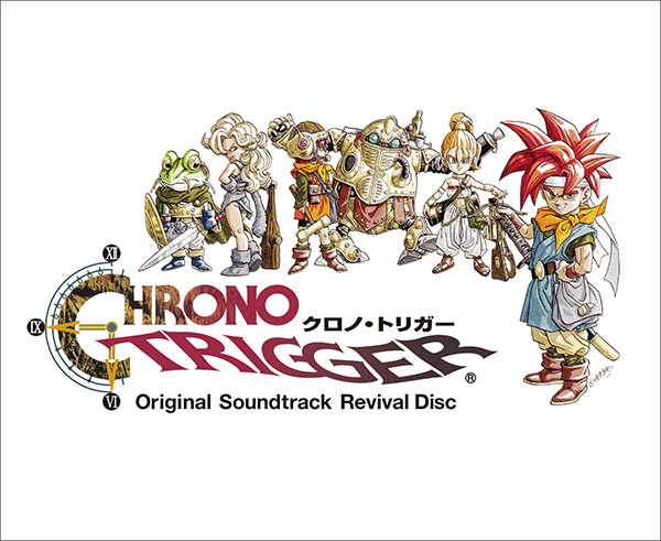 Chrono Trigger Original Soundtrack Revival Disc