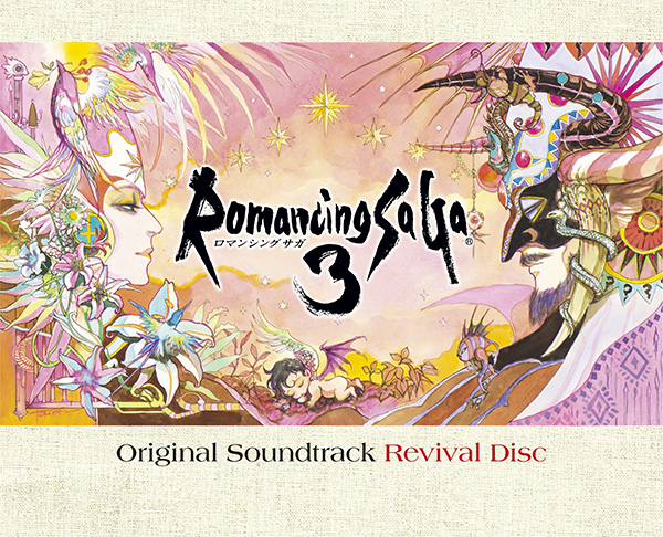 Romancing SaGa 3 Original Soundtrack Revival Disc【映像付サントラ/Blu-ray Disc Music】